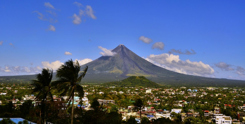 volcan mayon philippines